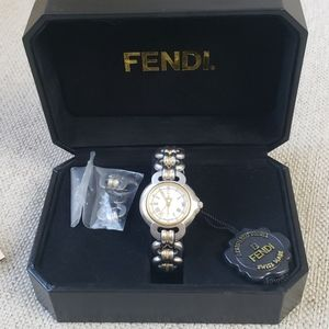 Vintage Fendi watch.